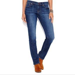 Lucky Brand Sweet 'N Straight-Leg Jeans 0/25 Long